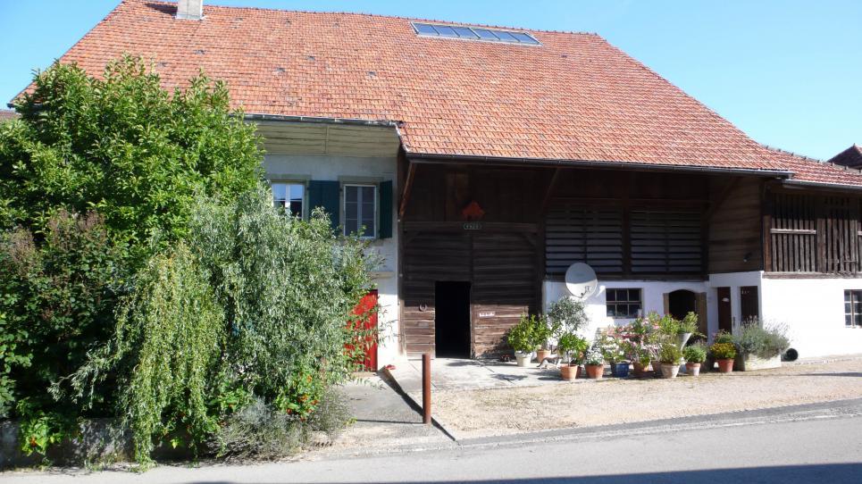 Caractere maison 9 pi ces chabrey for Acheter une maison en suisse romande