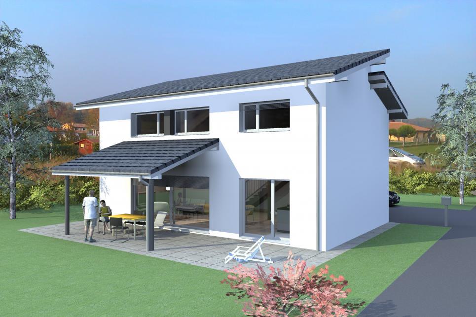 immobilien kauf verkauf haus wohnung haus 4 5 zimmer in gletterens freiburg. Black Bedroom Furniture Sets. Home Design Ideas