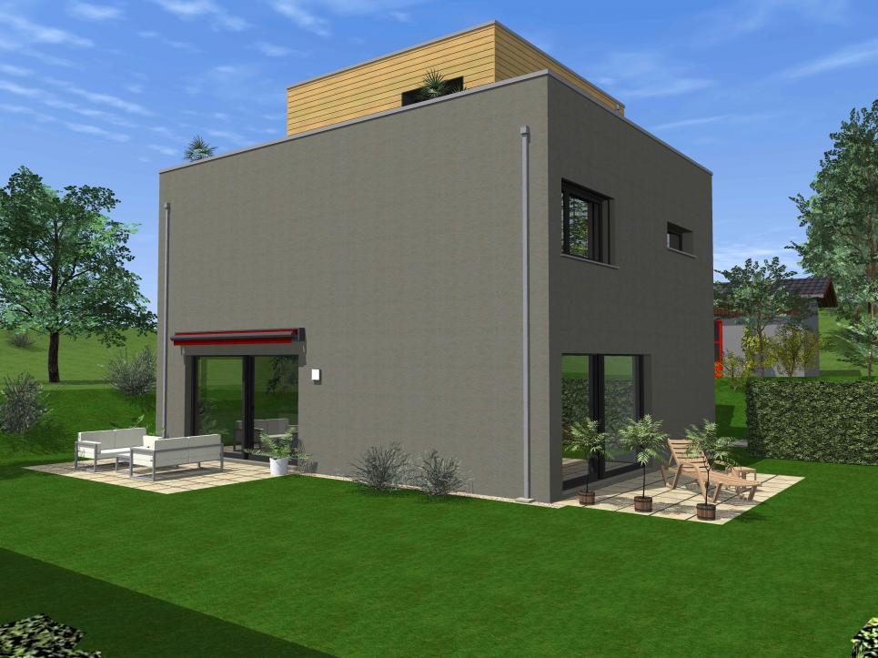 A vendre maison 5 5 pi ces ch tel st denis fribourg - Acheter un garage pour le louer ...