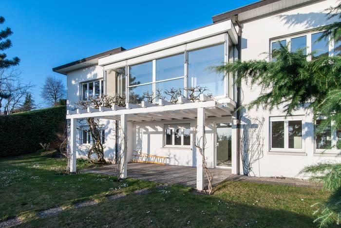 A vendre maison 7 5 pi ces blonay vaud for Achat maison vaud