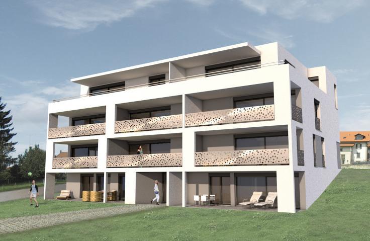 immobilien kauf verkauf haus wohnung 3 5 zimmerwohnung in cottens fr freiburg. Black Bedroom Furniture Sets. Home Design Ideas