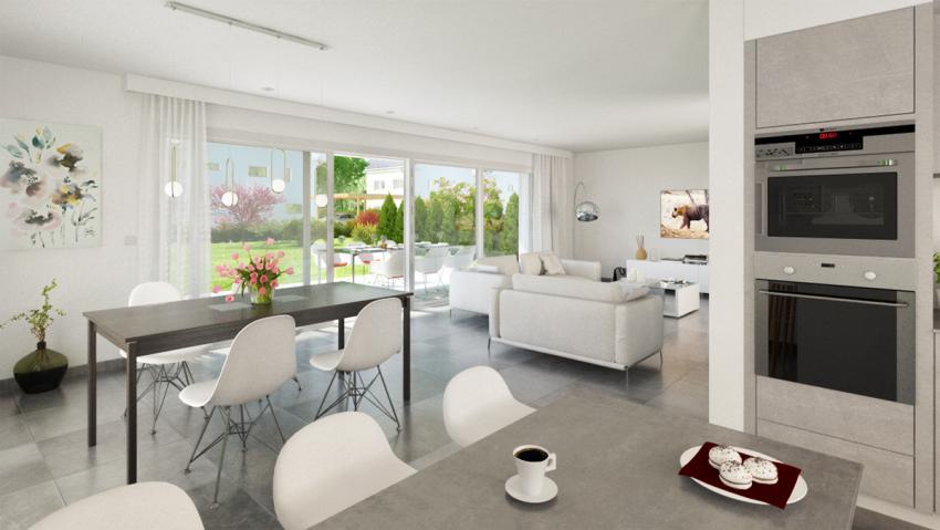 immobilien kauf verkauf haus wohnung 7 5 zimmer haus in le mont sur lausanne waadt. Black Bedroom Furniture Sets. Home Design Ideas
