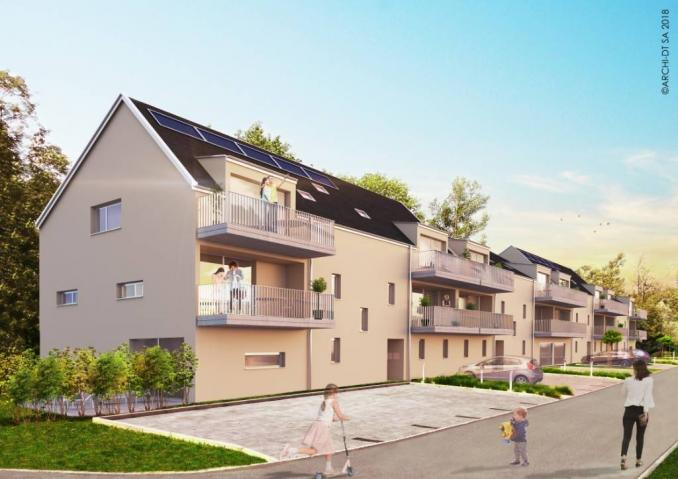 immobilien kauf verkauf haus wohnung 3 5 zimmerwohnung in cudrefin. Black Bedroom Furniture Sets. Home Design Ideas