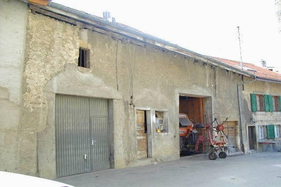 Acheter immobilier orbe for Acheter maison vaud
