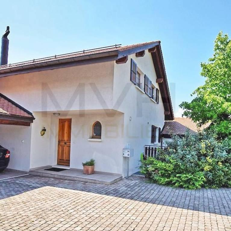 Dardagny maisons sur propri t s de suisse les offres for Maison luxe suisse