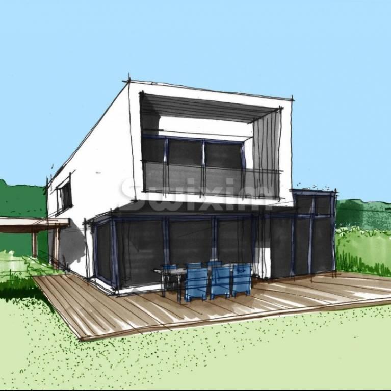 Plan les ouates maisons sur propri t s de suisse les for Maison luxe suisse