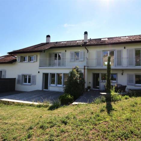 Apartment House And Property For Sale In Rivaz Switzerland