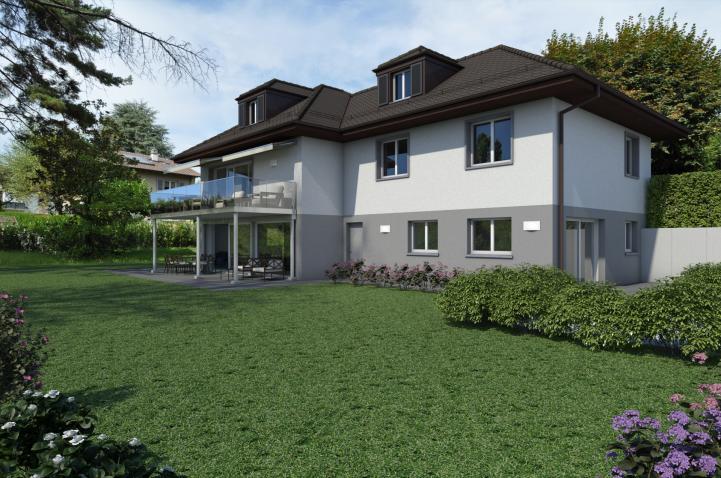 Annonces immobilier vendre en suisse maison 11 pi ces for Achat maison vaud