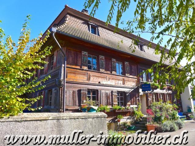 Annonces immobilier vendre en suisse appartement 6 5 pi ces bulle fribourg - Achat appartement bulle ...