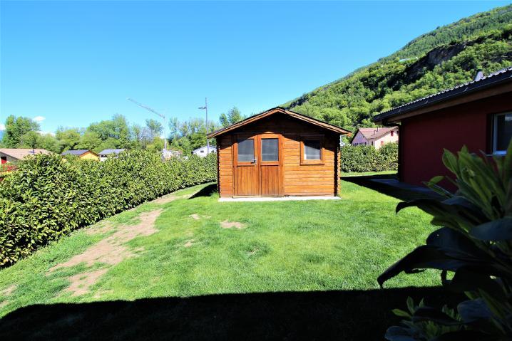 Annonces immobilier vendre en suisse maison 4 5 pi ces sion valais - Cabane jardin valais besancon ...