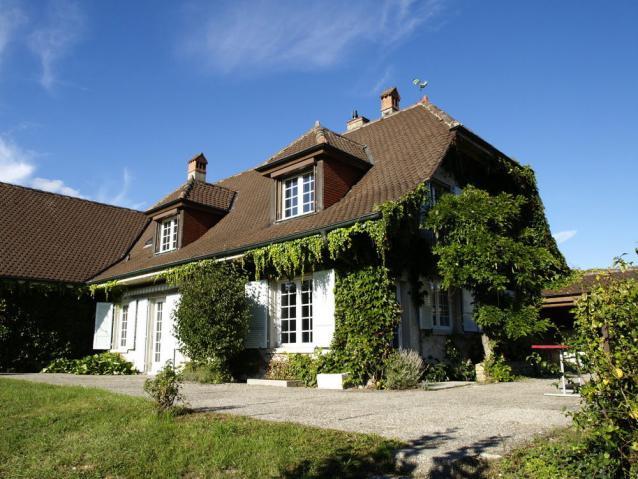 Annonces immobilier vendre en suisse maison 7 5 pi ces for Chambre a louer montmagny