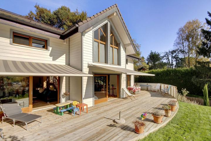 Annonces immobilier à vendre en Suisse Maison 5 pièces à Tannay  Vaud