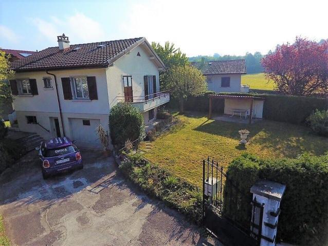 Annonces immobilier vendre en suisse maison 3 5 pi ces for Acheter maison vaud