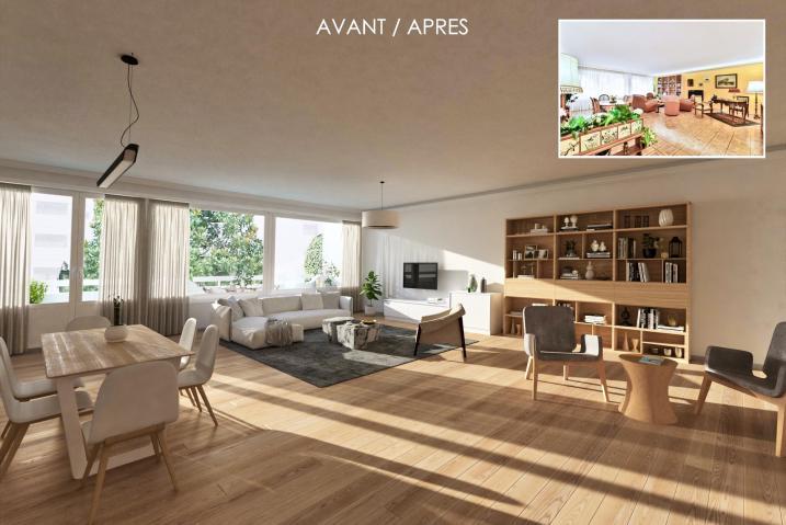 Annonces immobilier vendre en suisse appartement 5 5 for Achat maison geneve