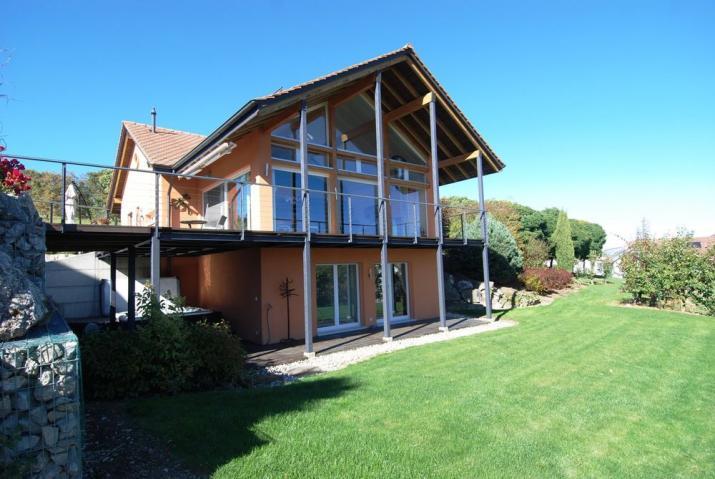 Annonces immobilier vendre en suisse maison 4 5 pi ces for Appartement sur yverdon