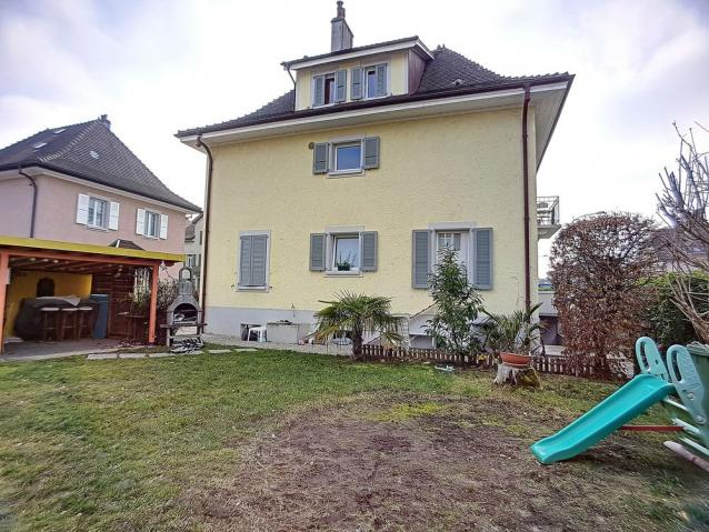 Annonces immobilier vendre en suisse maison 8 5 pi ces for Sous location yverdon