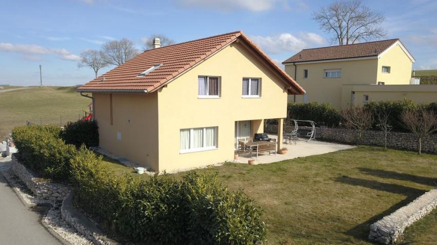 Annonces immobilier vendre en suisse maison 5 5 pi ces for Acheter une maison a geneve