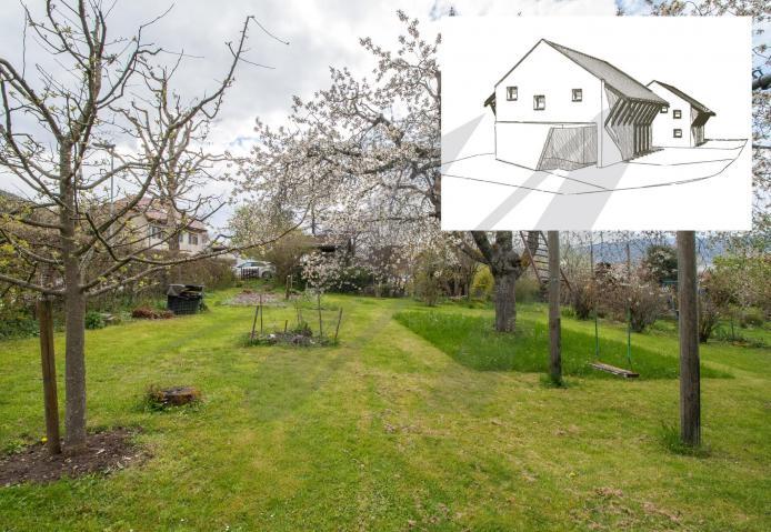 Annonces immobilier vendre en suisse maison 4 5 pi ces for Annonce maison a louer