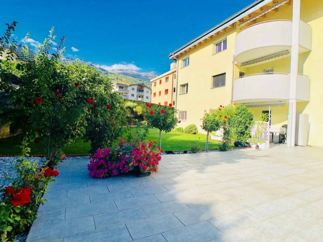 Annonces immobilier vendre en suisse appartement 5 5 - Comptoir immobilier sierre ...