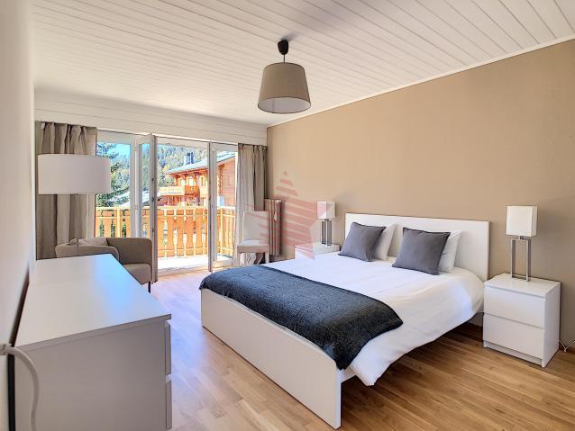 Appartements - Chambre à coucher