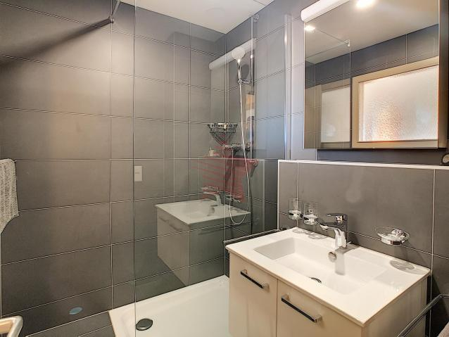 Appartements - Salle de douche