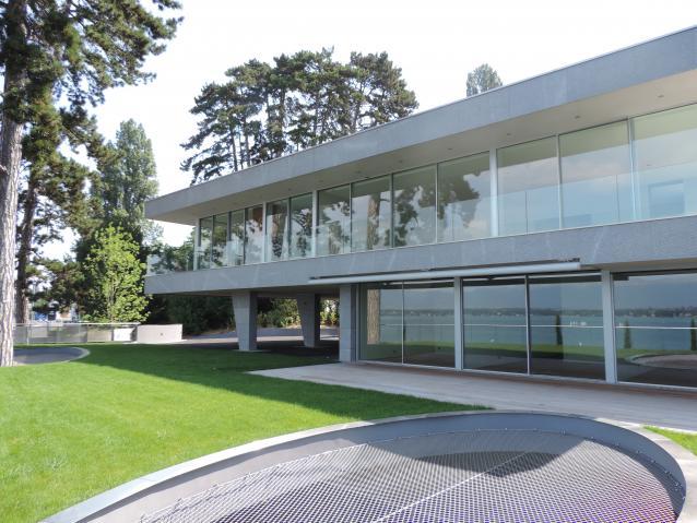 Annonces immobilier vendre en suisse maison 18 pi ces for Agence architecture suisse