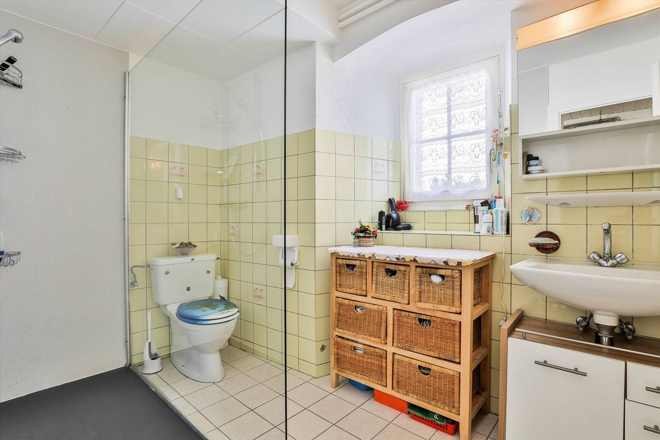 Salle De Bain 4.5 M2 a vendre appartement 5.5 pièces à colombier vd - progesteam sàrl