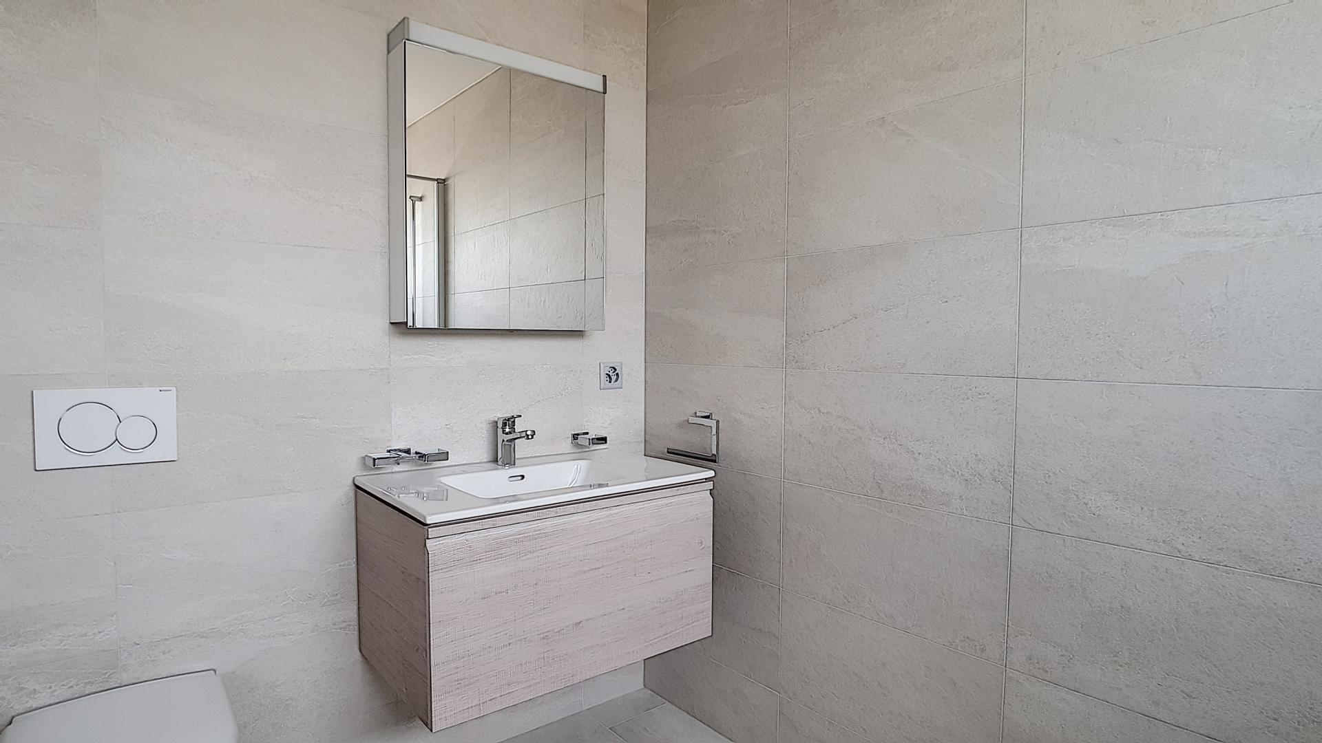 Salle De Bain 4.5 M2 a vendre appartement 4.5 pièces à la sagne ne - schwaar immo