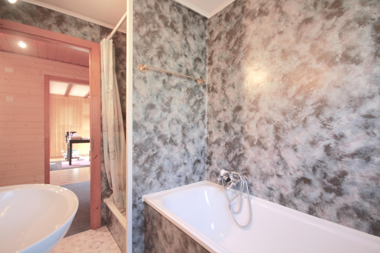 Salle De Bain 4.5 M2 a vendre duplex 4.5 pièces à troistorrents - warpelin immobilier