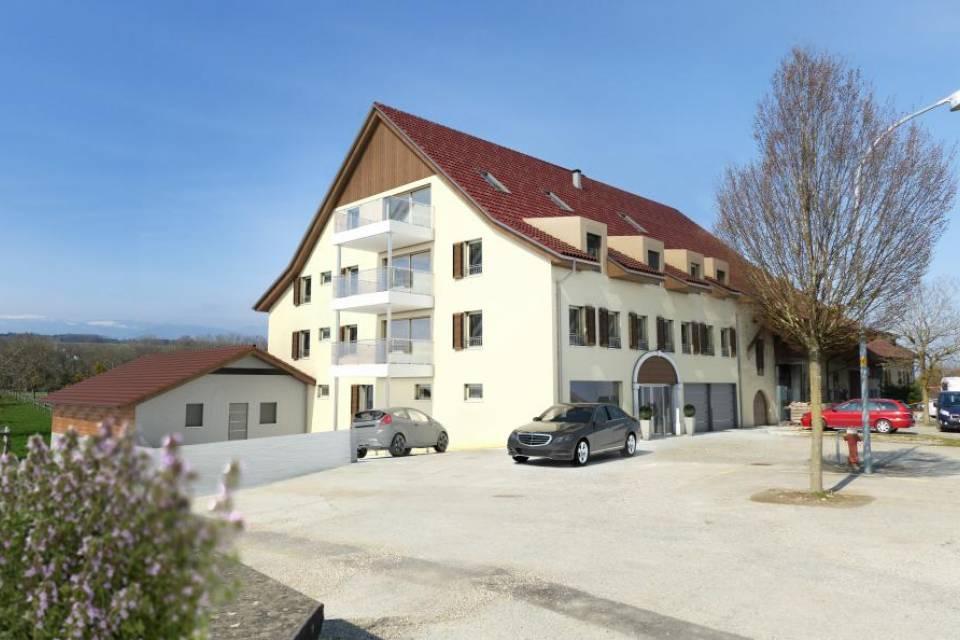 Appartement 5.5 pièces à Essertines-sur-Yverdon