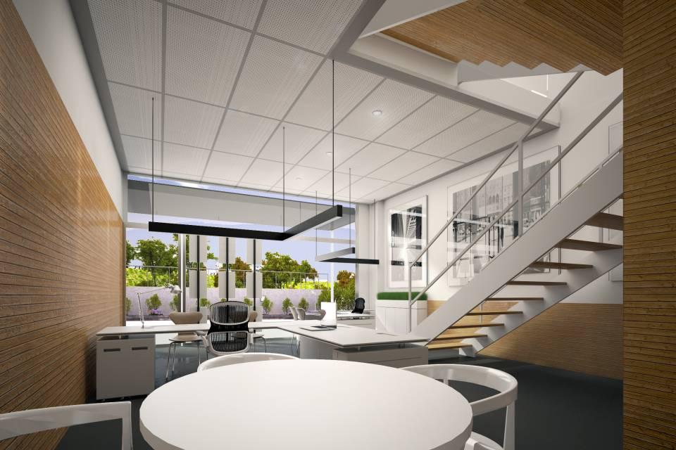 Administratif/Bureau 75 m2 à Marly