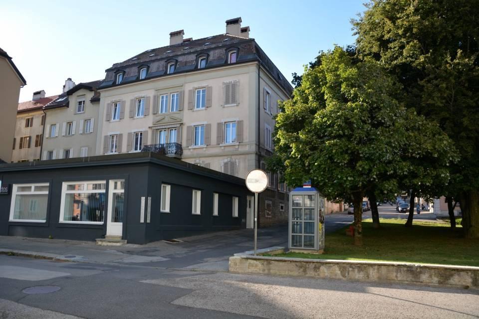 Appartement 3 pièces à La Chaux-de-Fonds