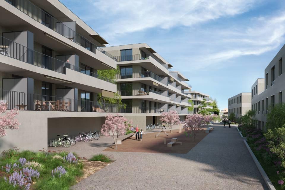 Appartement 5.5 pièces à Neyruz FR
