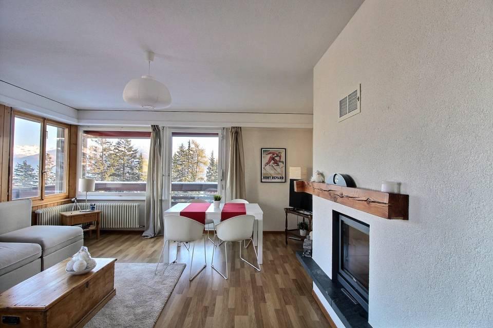 Appartement 3 pièces à Anzère