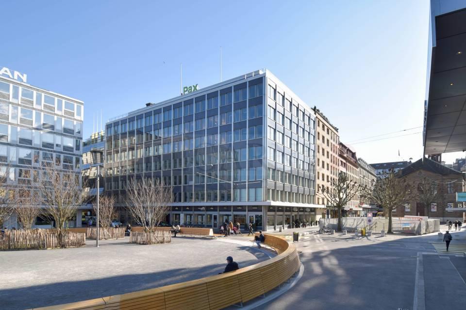 Administratif/Bureau 610 m2 à Genève