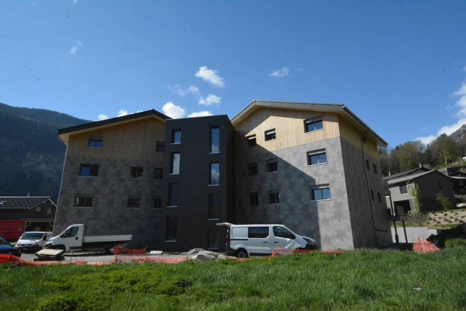 Appartement 4.5 pièces à Salvan