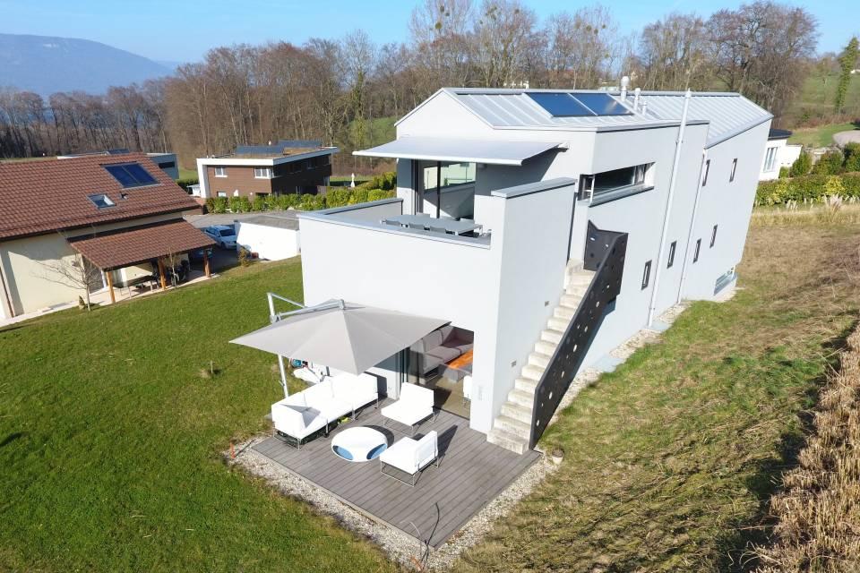 Villa Individuelle 6.5 pièces à Cheseaux-Noréaz