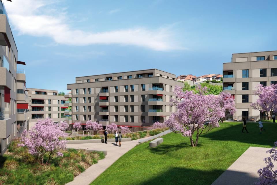 Appartement 4.5 pièces à Romont FR
