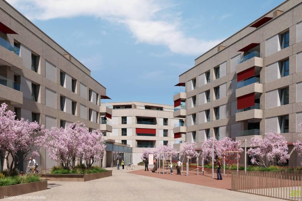 Appartement 2.5 pièces à Romont FR