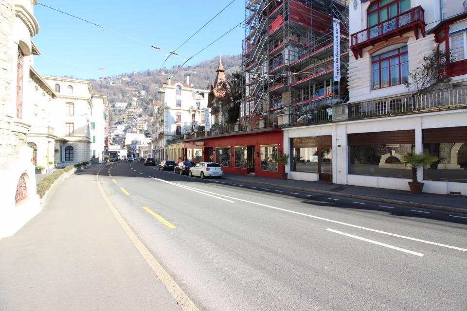 Arcade/Vitrine/Boutique 240 m2 à Montreux