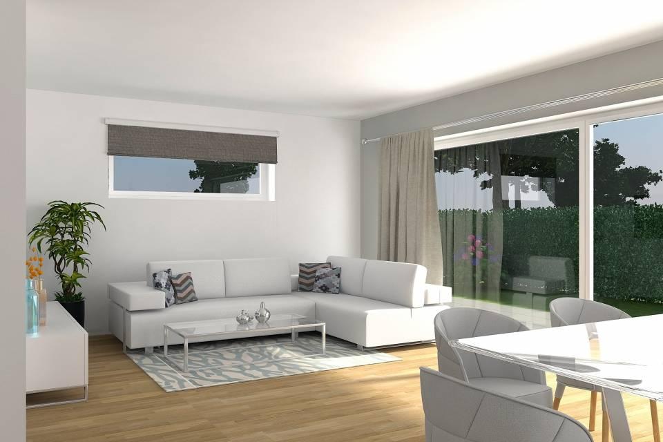 Villa jumelle par garages 4.5 pièces à Ardon
