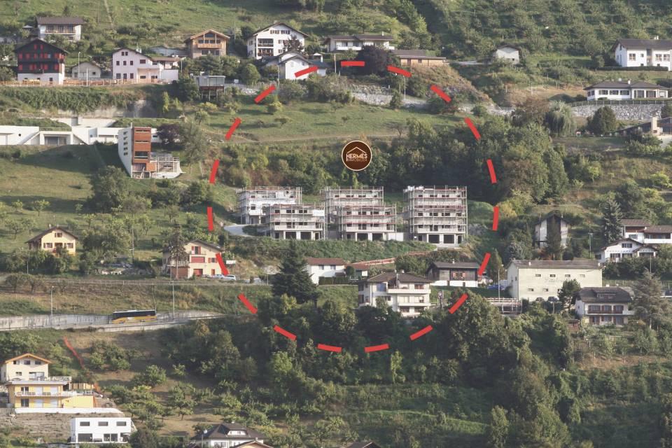 4.5-Zimmer Einzelhaus in Salins