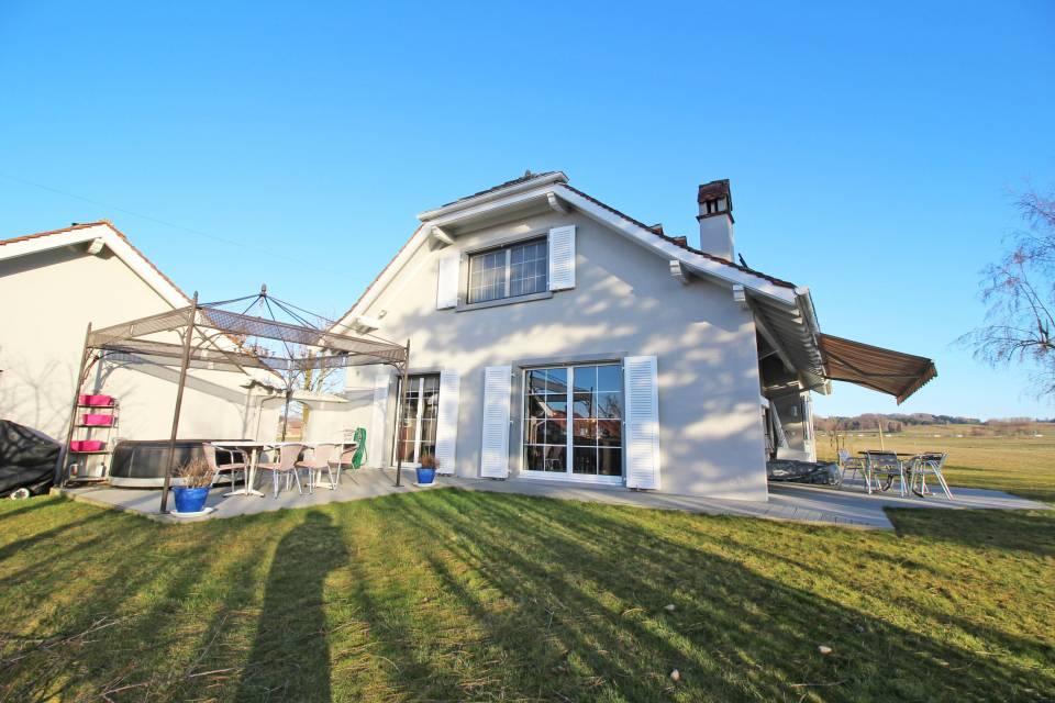 Villa Individuelle 7.5 pièces à Echallens