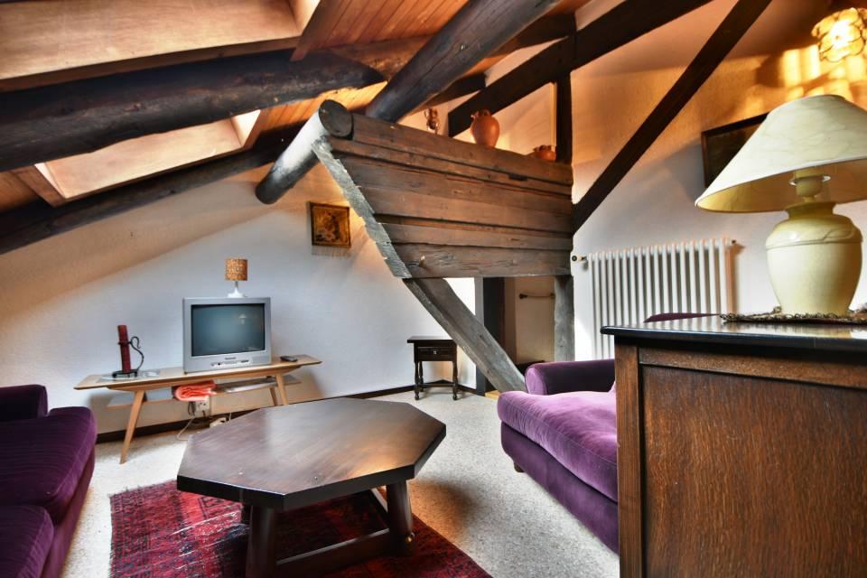 Val-d'Illiez / Appartement de 4 pièces