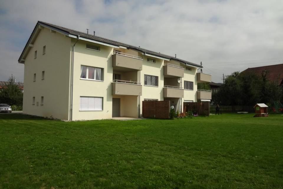 Appartement 3.5 pièces à Dompierre FR