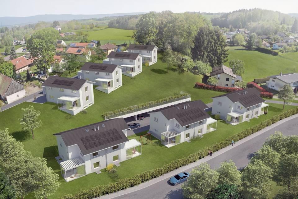 Villa Individuelle 5.5 pièces à Morrens VD
