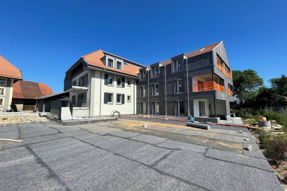 Payerne / Apartment of 4.5 rooms