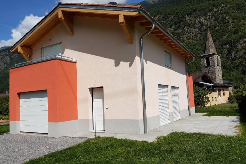 Villa Individuelle 4.5 pièces à Dorénaz