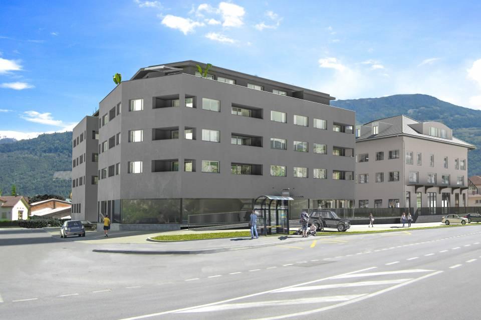 Appartement 1.5 pièces à Ardon