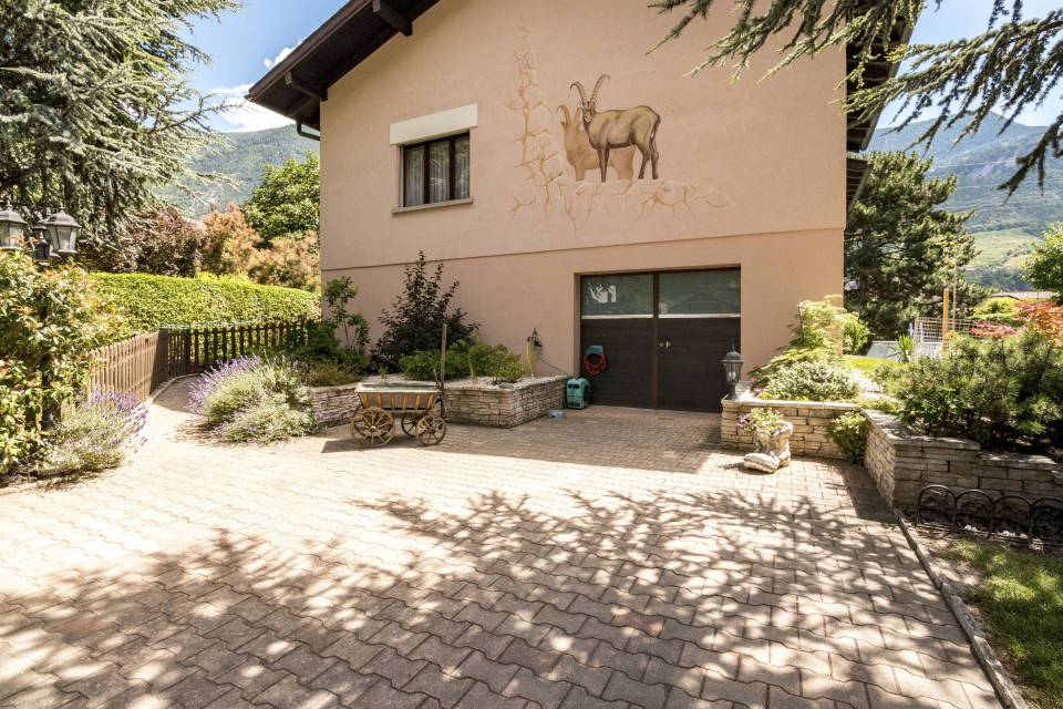 Villa Individuelle 5.5 pièces à Saxon